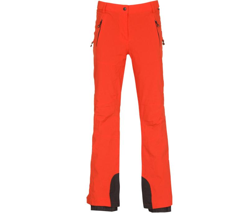Bergson Damen Skihose ICE light orange