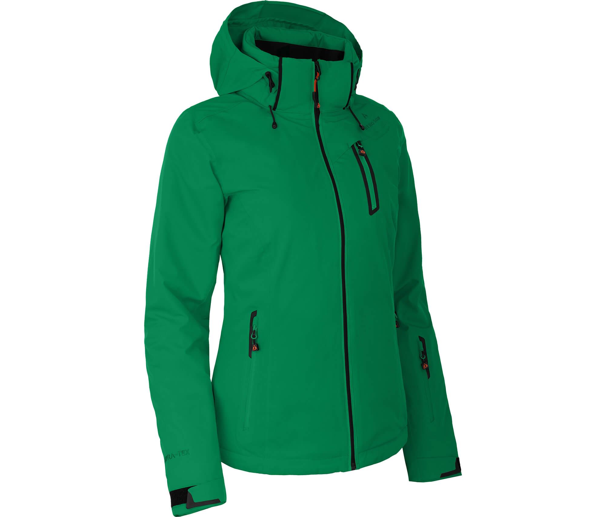 Bergson Damen Skijacke NICE grün