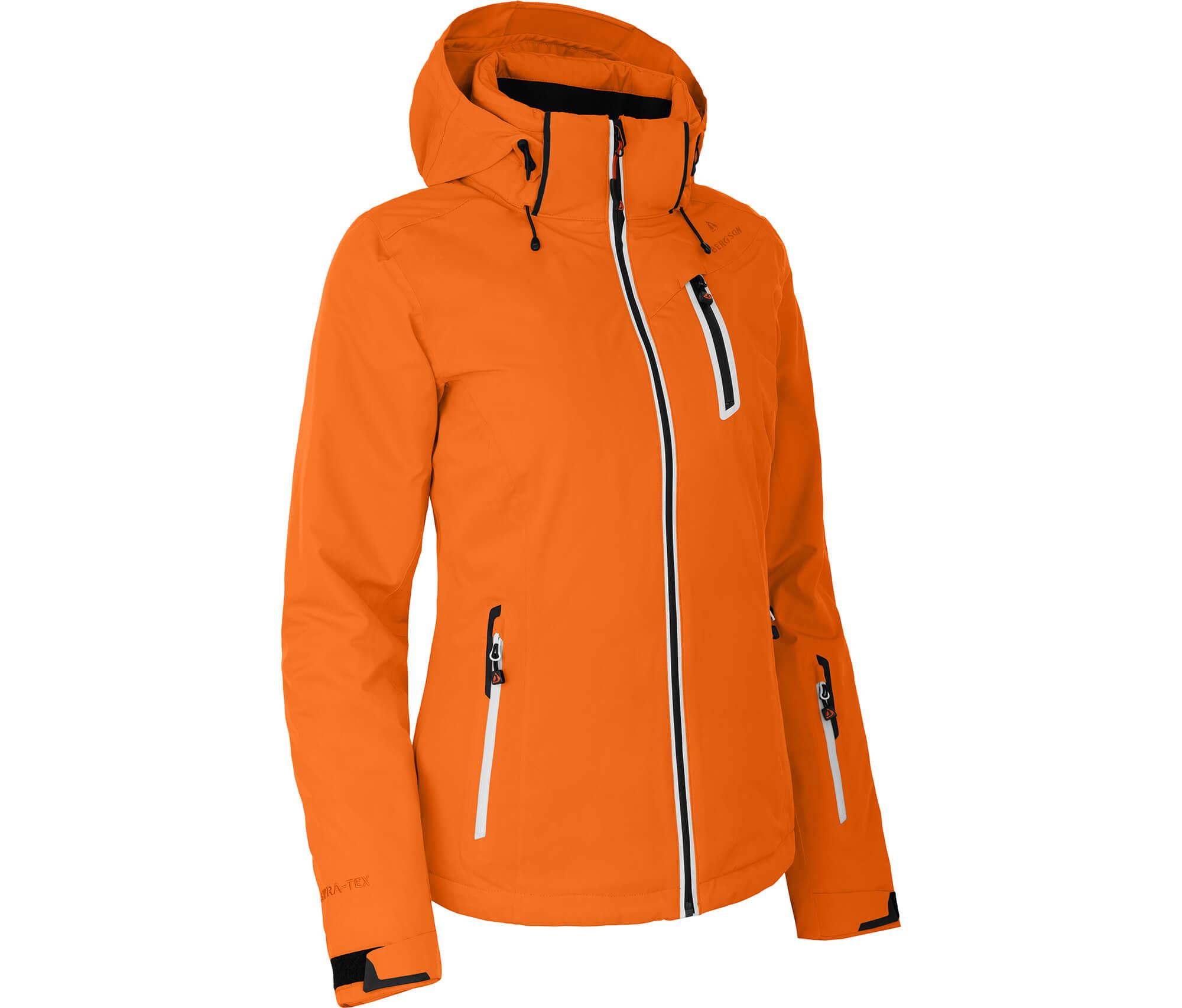 Bergson Damen Skijacke NICE orange