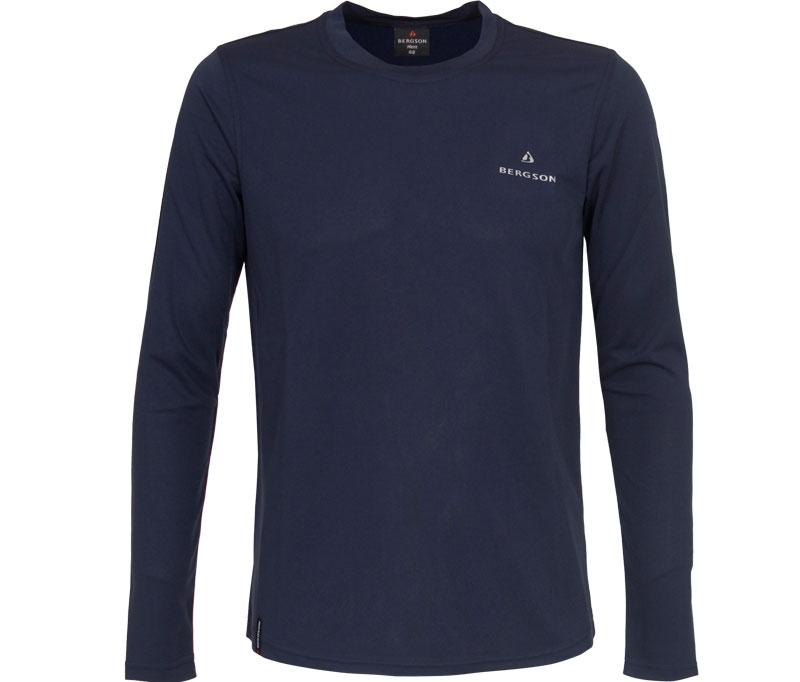 herren t shirts tops bergson herren langarm funktionsshirt. Black Bedroom Furniture Sets. Home Design Ideas